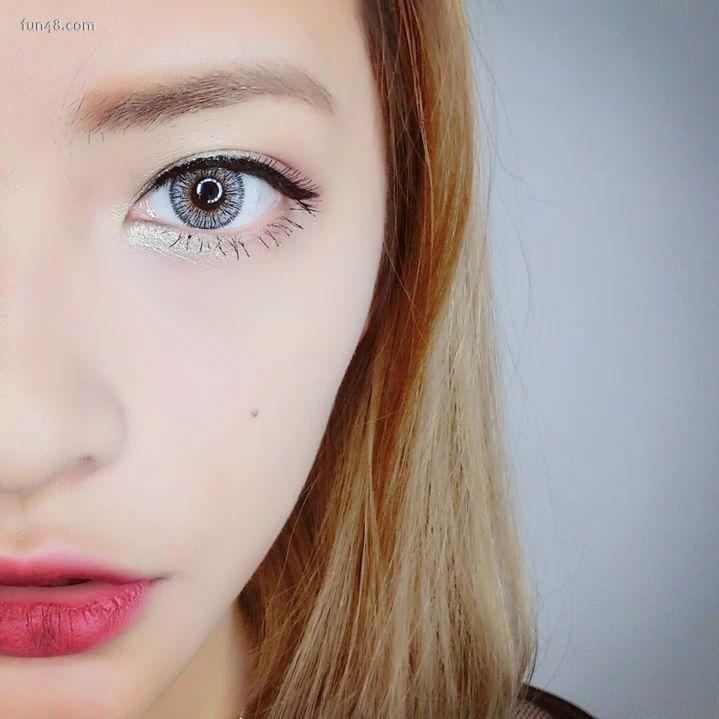 美瞳的危害眼睛长虫