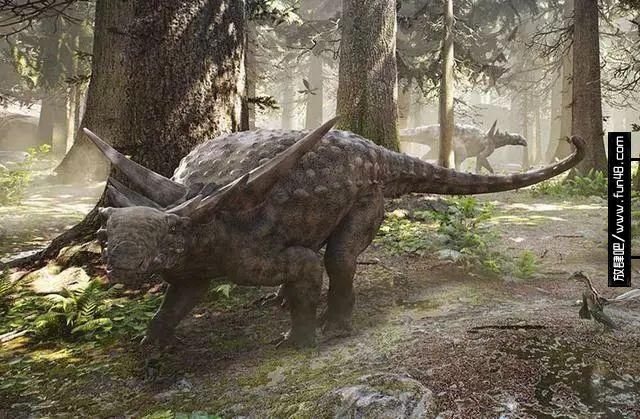 史上保存最完好恐龙化石公开