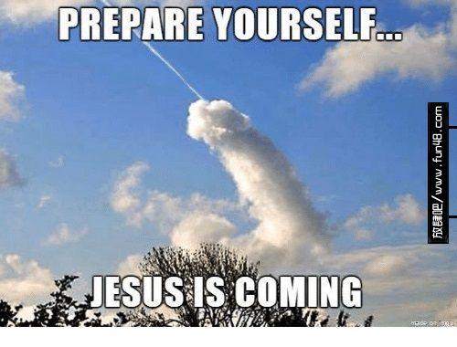 耶稣就快来了